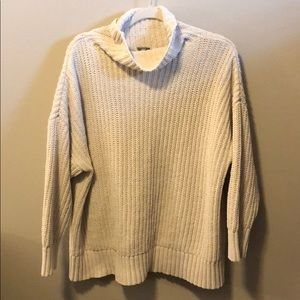 Aerie large super soft knitted sweater Large